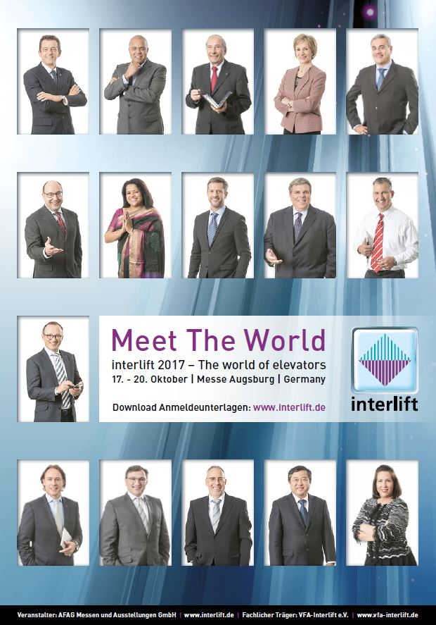 interlift '17 – Meet the World